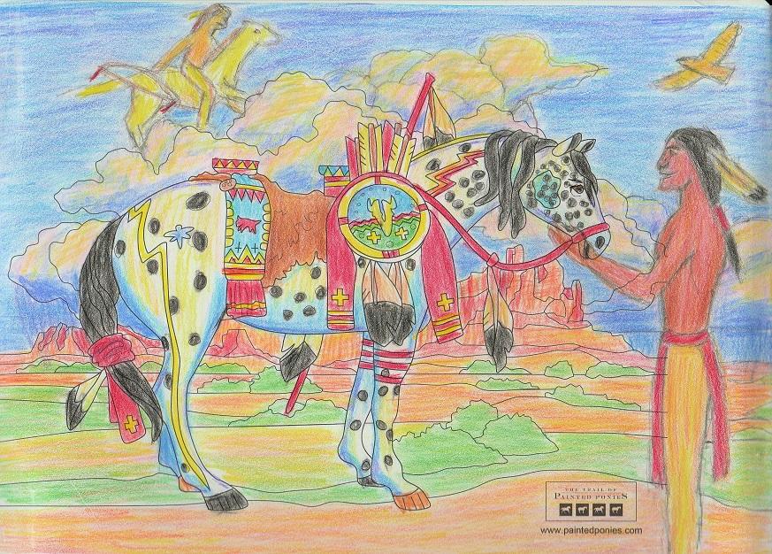 http://stormrunneraz.tripod.com/War_Horse_Drawing.jpg