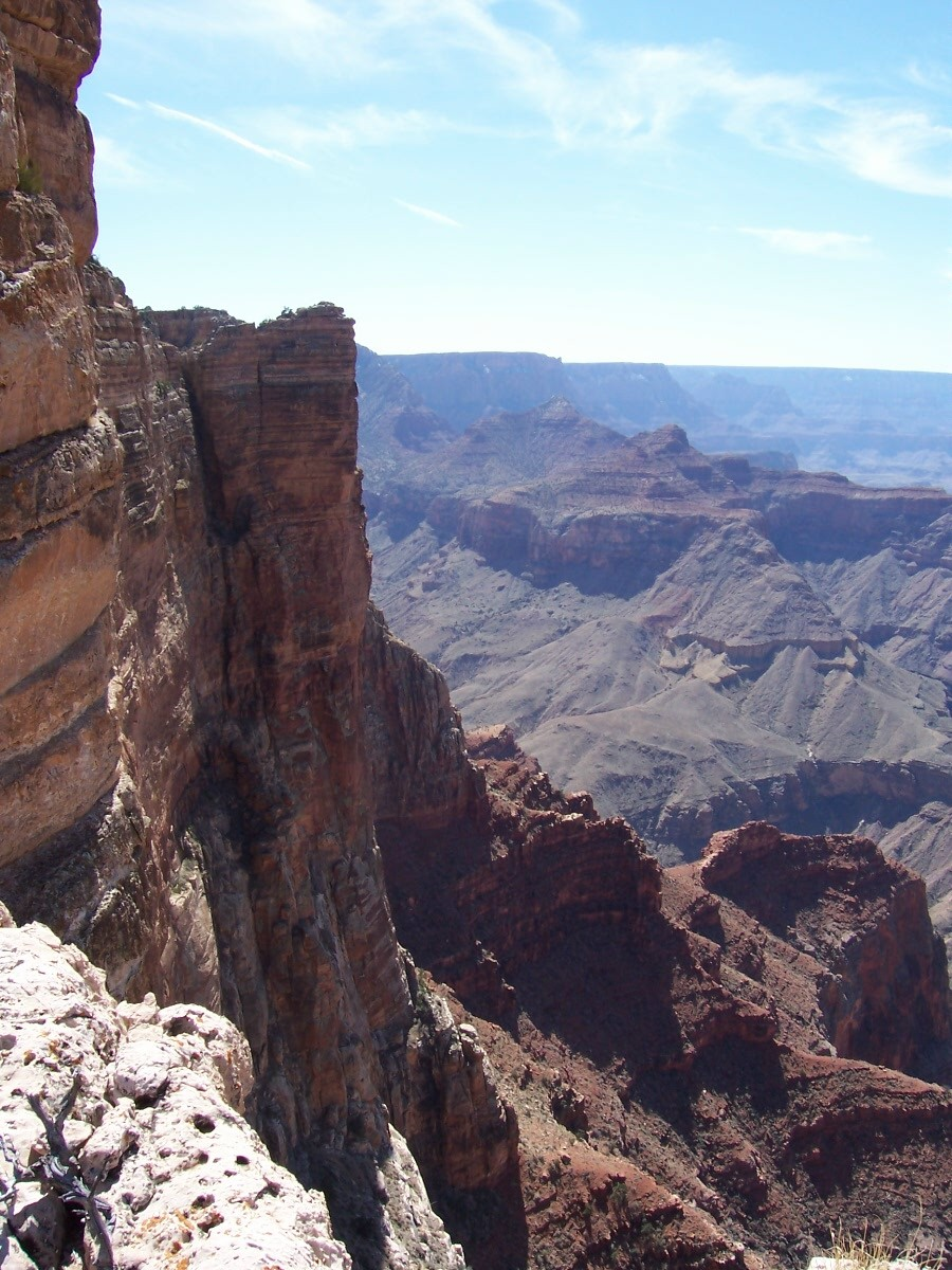 East Rim Grand Canyon AZ.