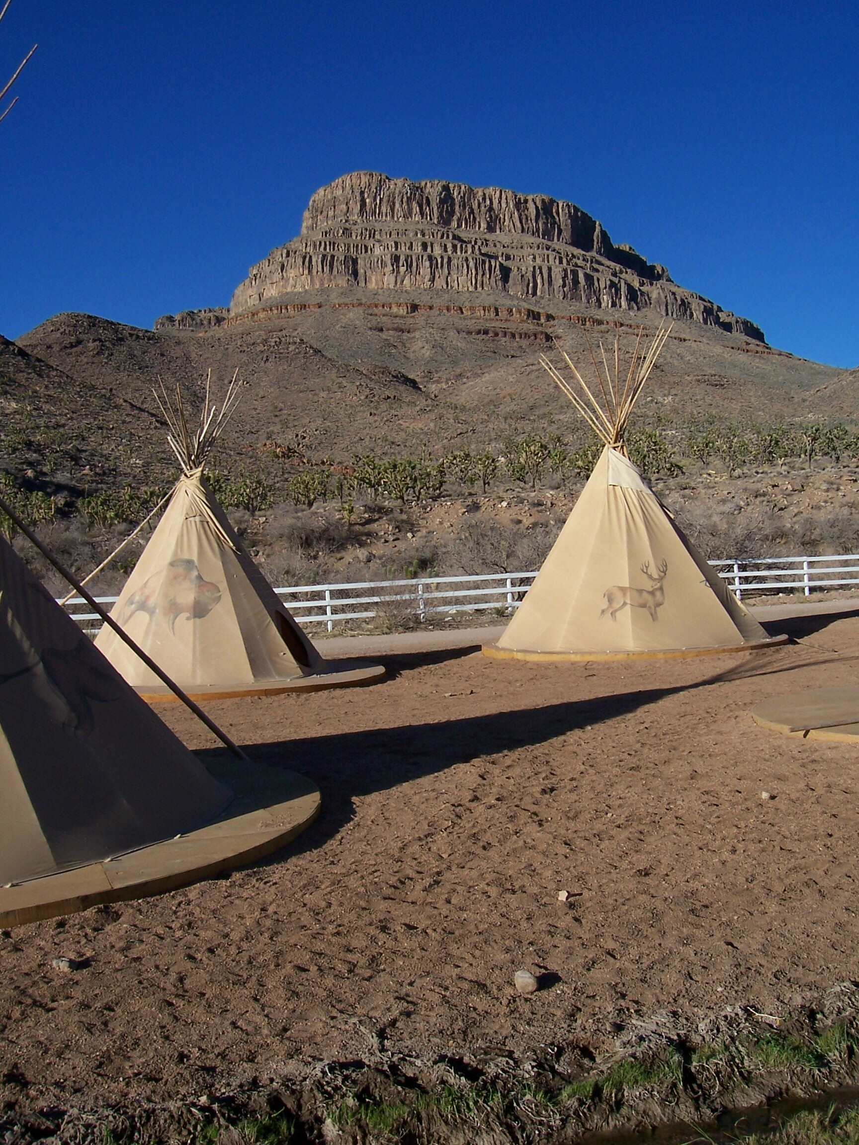 Spirit Mountain, Grand Canyon Ranch, AZ