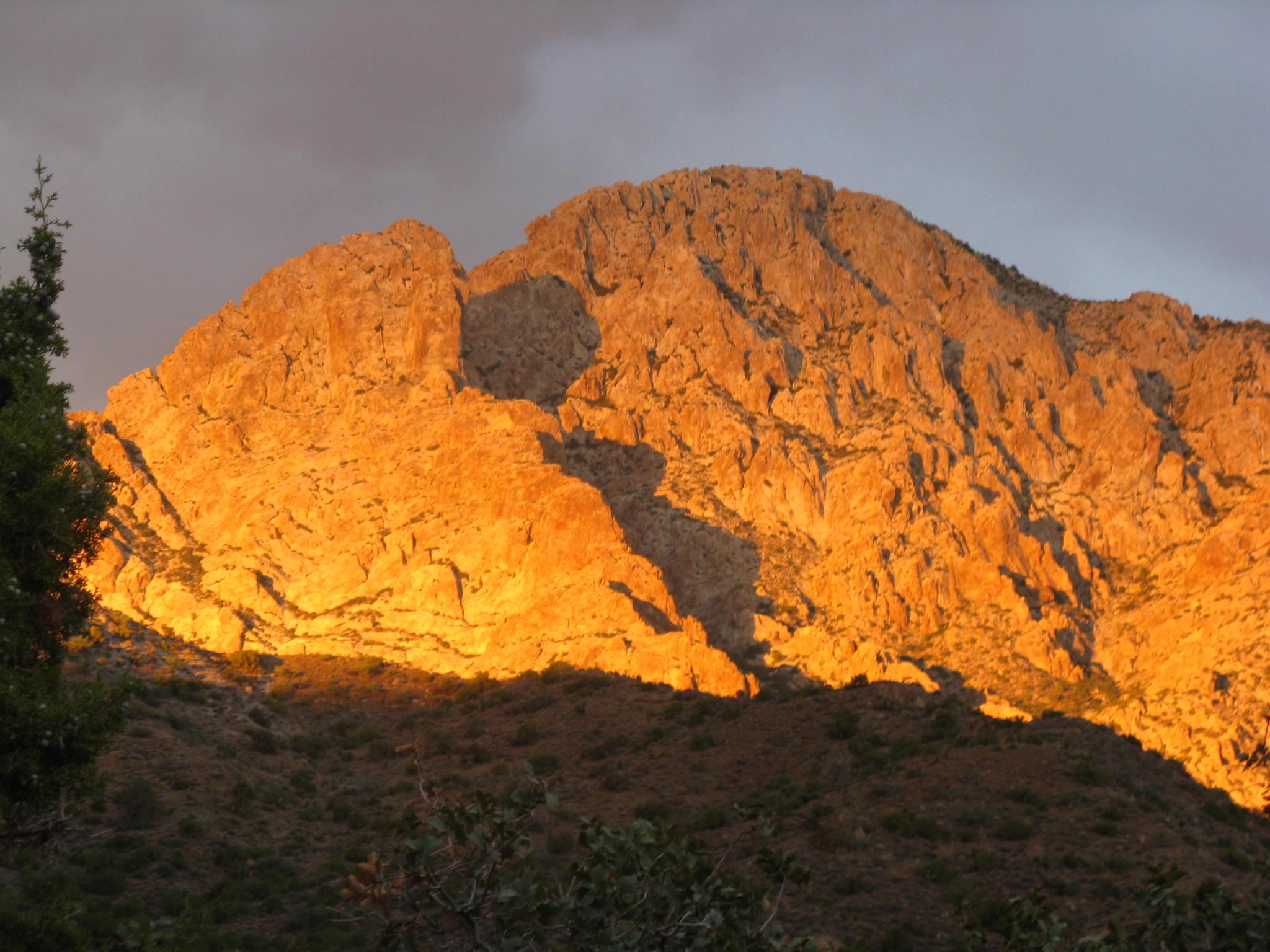 Spirit Mountain NV